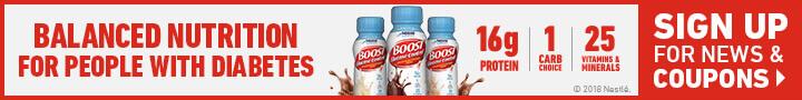 Nestle Boost Glucose Control